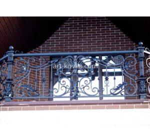 ковка художественная балкон ульяновск